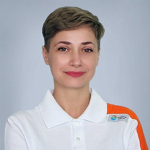 Наталия Гармаш